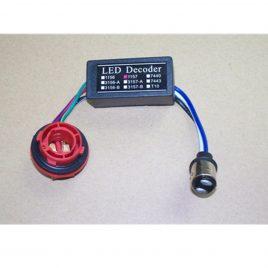 LED Error Cancellor Set 1157 double contact