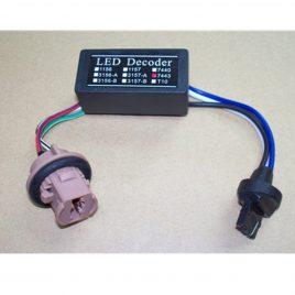 LED Error Cancellor Set 7443 double contact wedge