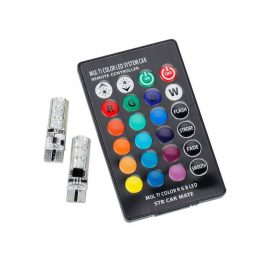 T10 RGB Colour Changing Kit With Remote
