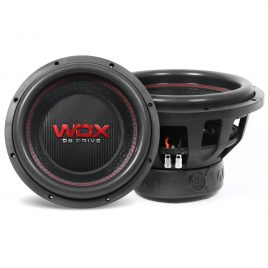 DB Drive WDX15G1.4 15inch 1000w RMS Subwoofer