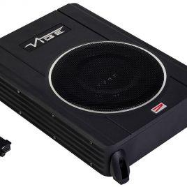 Vibe Audio CVENC8-V4 Cven 8 Inch Slimline Active Subwoofer Enclosure