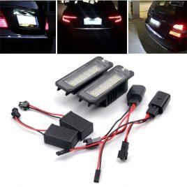 LED License Lamp Set VW