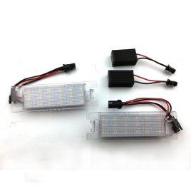 LED License Lamp Set Opel